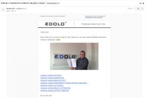 Video společnosti Edolo s.r.o.