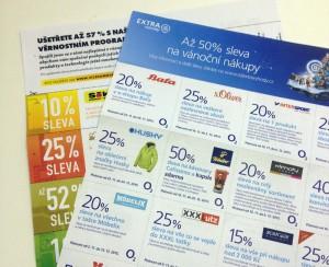 Využití přímé odezvy pomocí kupónů v reklamě