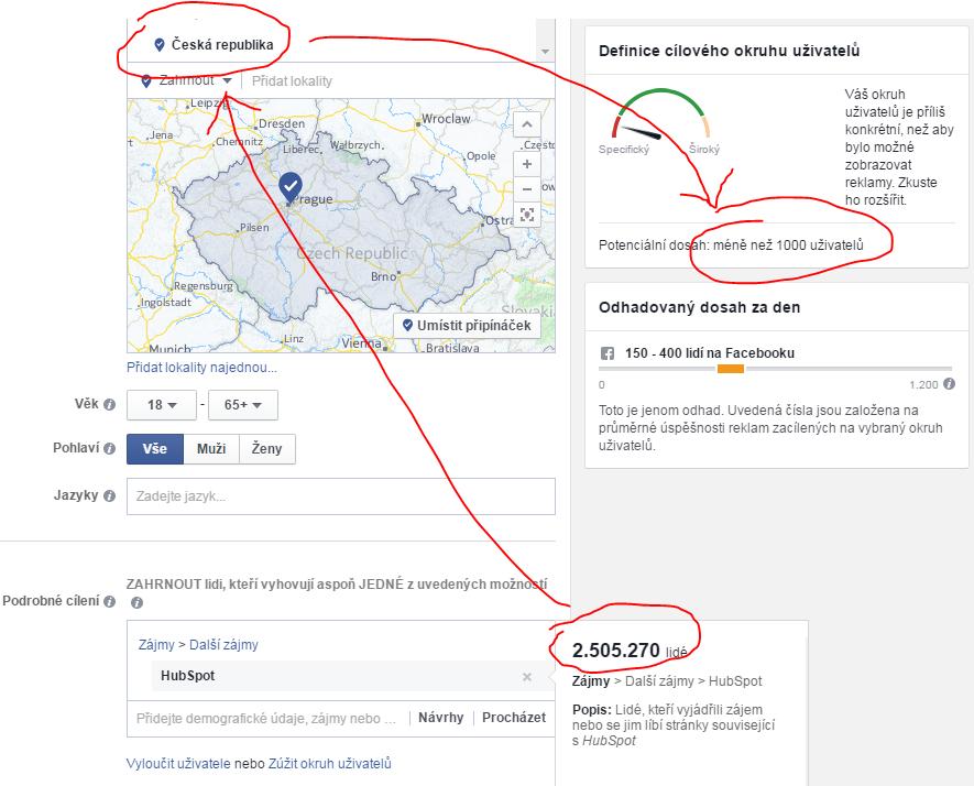 Cílení na české fanoušky zahraniční konkurence