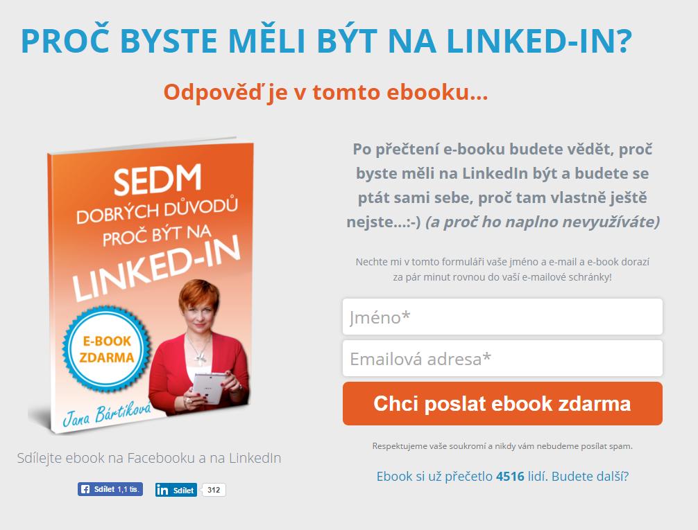 Ebook na webu linkedakademie.cz