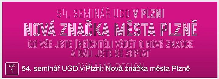 Fotka události Nová značka města Plzně