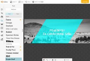 Webový editor PicMonkey
