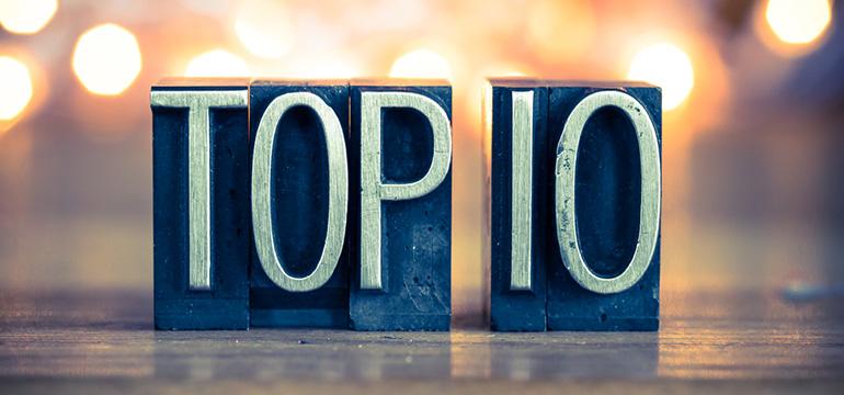 10 nej příspěvků o marketingu, reklamě a prodeji