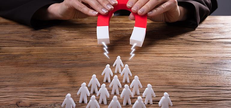 5 důvodů, proč se v marketingu vyplatí magnet na zákazníky
