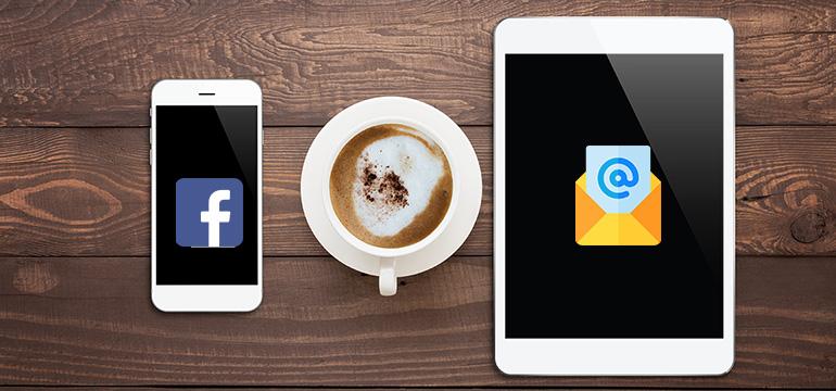 Jak spojením Facebook reklam a e-mail marketingu zvýšit konverze