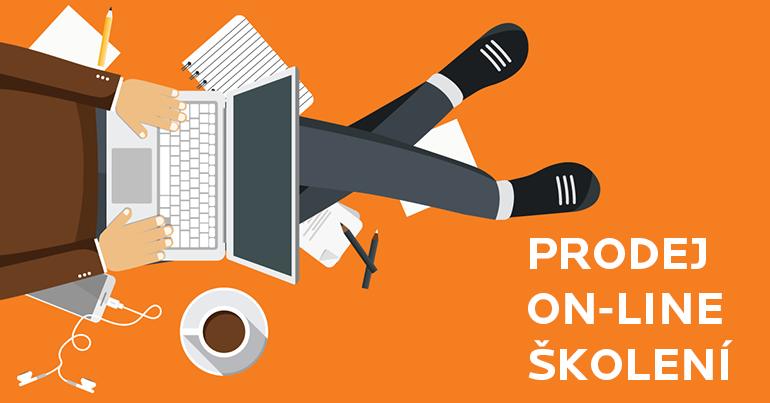 Jak prakticky funguje prodej on-line školení a kurzů
