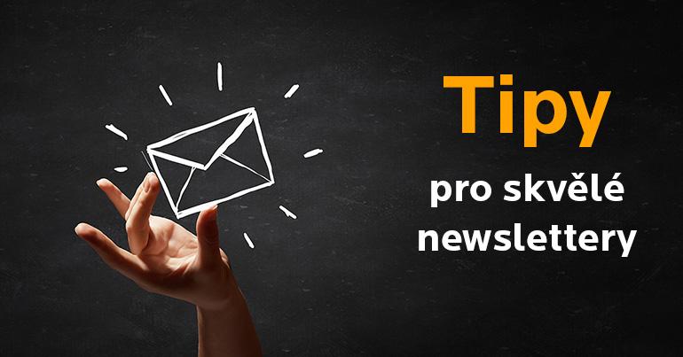 4 tipy pro skvělé newslettery, které zaujmou (+3 ukázky)