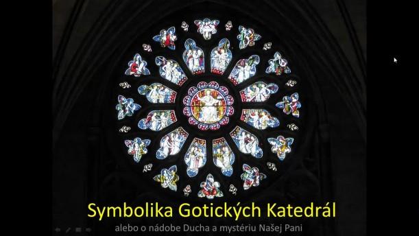 Symbolika gotických katedrál