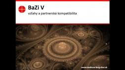 BAZI V - vzťahy a partnerská kompatibilita