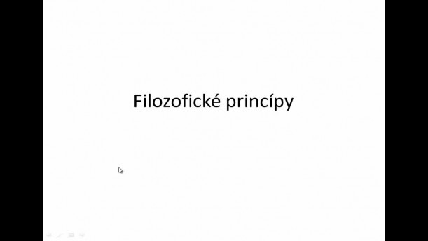02 - Filozofické princípy