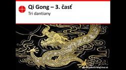 Medicínsky liečebný a alchymistický qi gong 3