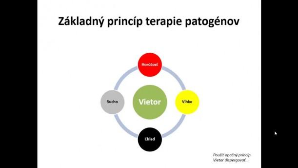 06 - Princípy terapie patogénov