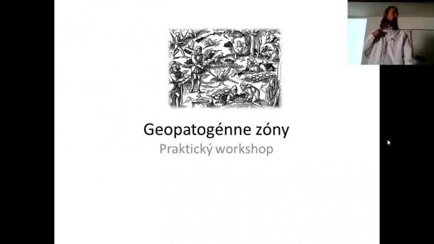 Geopatogénne zóny 1  časť