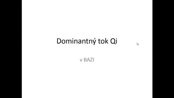03 - Dominantný tok qi