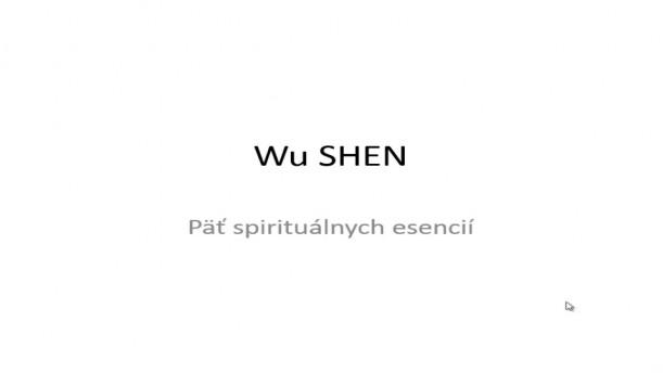 05 - Päť spirituálnych esencií