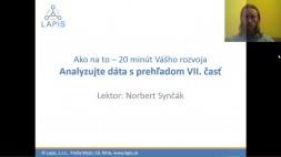 07 - Výpočtové polia a položky, zoraďovanie a aktualizácia dát v KT